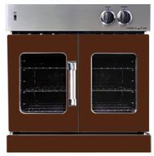 American Range AROFG30LPHB Single Wall Oven, in Brown
