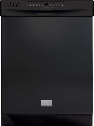 Frigidaire FGHD2455LB N/A Gallery Series Built-In Full Console Dishwasher