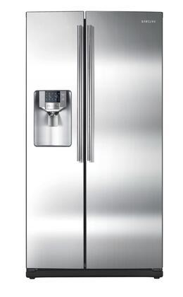 Samsung Appliance RS265TDRS Freestanding Side by Side Refrigerator