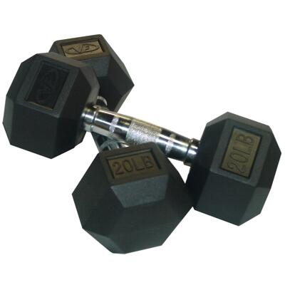 Valor Athletics 2RH0201IM  Dumbell