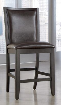 Signature Design by Ashley D550224 Trishelle Series Residential PU Upholstered Bar Stool