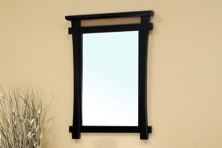 Bellaterra Home 203012MIRROR  Rectangular Portrait Bathroom Mirror