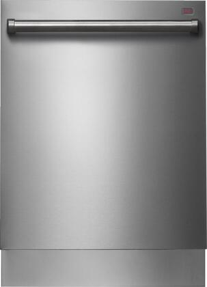 Asko D5634XLHS Built-In ADA Compliant Dishwasher with LED Display, AquaLevel Sensor, AquaSafe, SteamSafe, KidLock in Stainless Steel