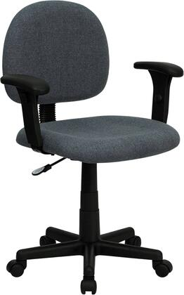 "Flash Furniture BT6601GYGG 25"" Contemporary Office Chair"