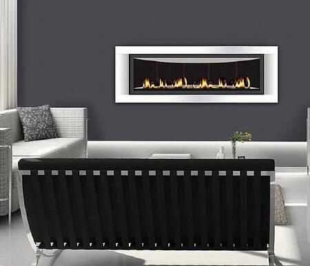 Napoleon LHD50P Wall Mountable Direct Vent Propane Gas Fireplace