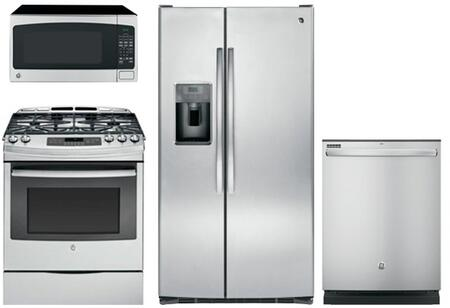 GE 730748 Kitchen Appliance Packages