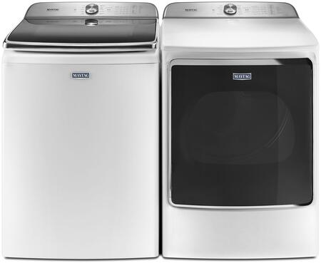 Maytag MY2PCTL30WGKIT1 Washer and Dryer Combos