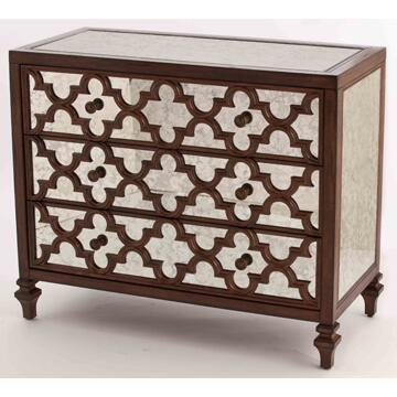 Ambella 30005830001 Casablanca Series Wood Chest