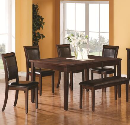 Coaster 103151SET6 Coventry Dining Room Sets