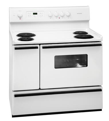 "Frigidaire FFEF4015LW 40"" Electric Freestanding"