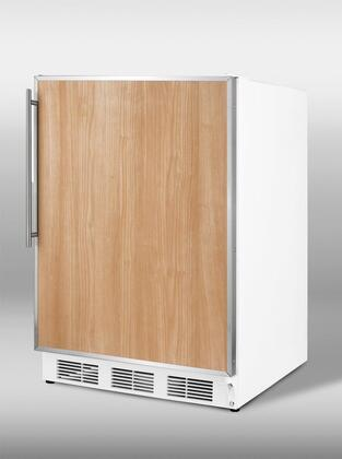 Summit VT65MFRADA  Freezer with 3.5 cu. ft. Capacity