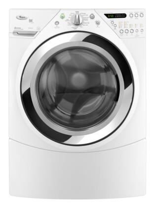 Whirlpool WFW9750WW Duet Steam Series Front Load Washer