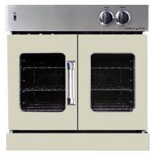 American Range AROFG30LPBG Single Wall Oven, in Beige