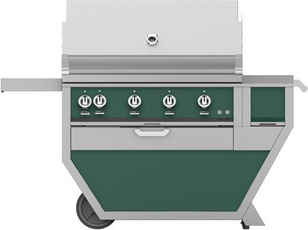60 in. Deluxe Grill with Worktop   Grove