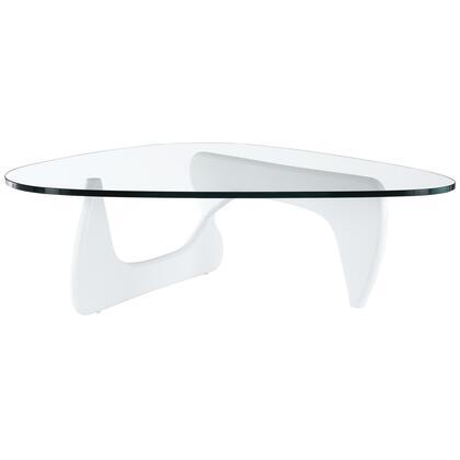 Modway EEI114WHI Modern Table