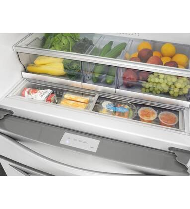Whirlpool Wrx988sibw 36 Inch French Door Refrigerator With