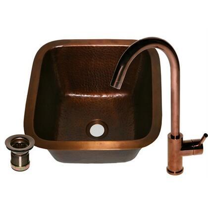 Opella 13137STG Bar Sink
