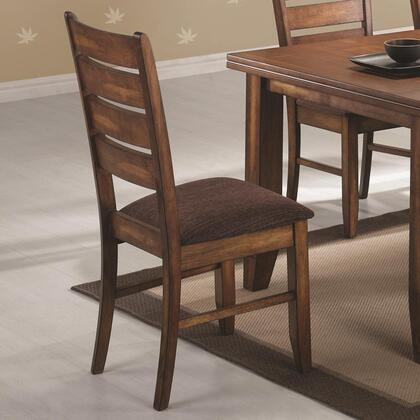 Coaster 102732 Page Series Contemporary Wood Frame Dining Room Chair