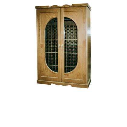 Vinotemp VINO-440M Monaco Oak Wine Cooler Cabinet,