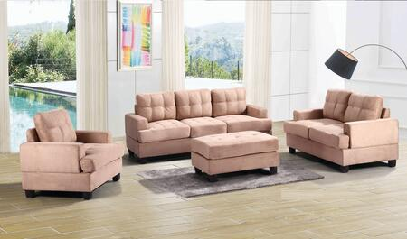Glory Furniture G514ASET Living Room Sets
