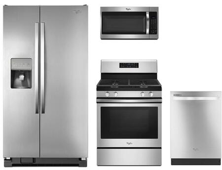 Whirlpool 767497 Kitchen Appliance Packages