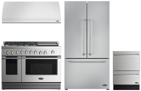 DCS 719309 Kitchen Appliance Packages
