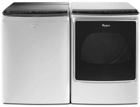 Whirlpool 729816 Washer and Dryer Combos