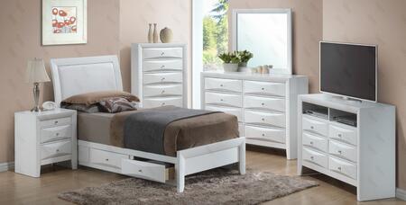 Glory Furniture G1570DTSB2SET Twin Bedroom Sets