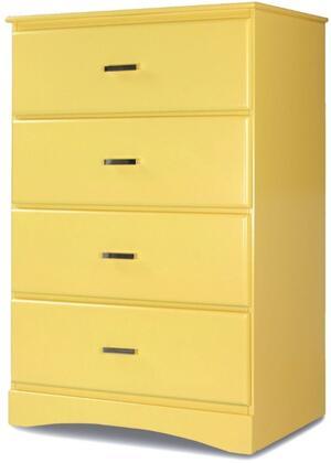Furniture of America CM7941YWC Prismo Series  Chest