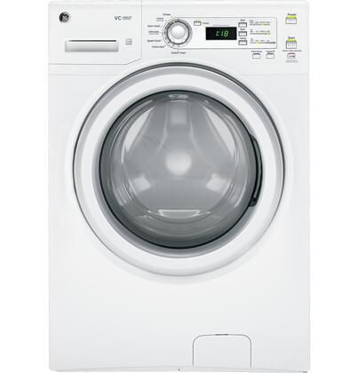 GE GFWN1100DWW Front Load 3.6 cu. ft. Capacity Yes  7  Yes Washer |Appliances Connection