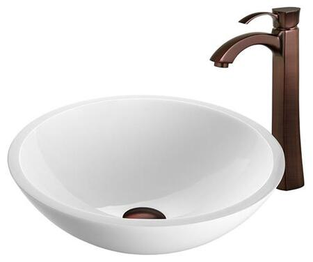 Vigo VGT208 Oil Rubbed Bronze Bath Sink