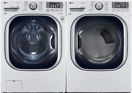 LG 705828 Washer and Dryer Combos