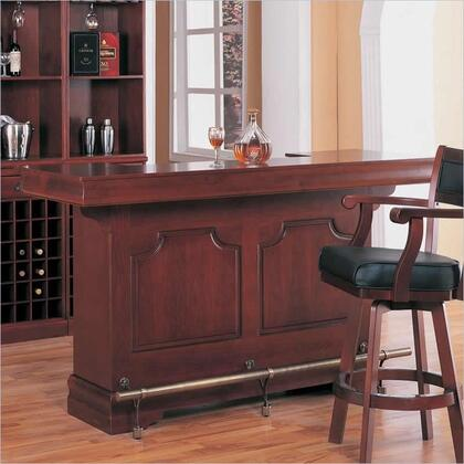 "Coaster 3078 Lambert Series 71.5"" Home Bar,"