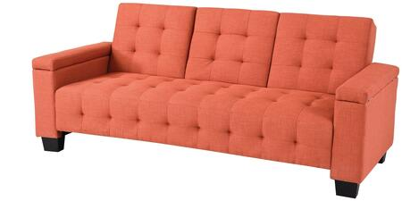 Glory Furniture G735S  Chair Sleeper Fabric Sofa