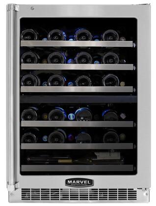 "Marvel MPRO6DZEBDLR 23.875"" Built-In Wine Cooler"