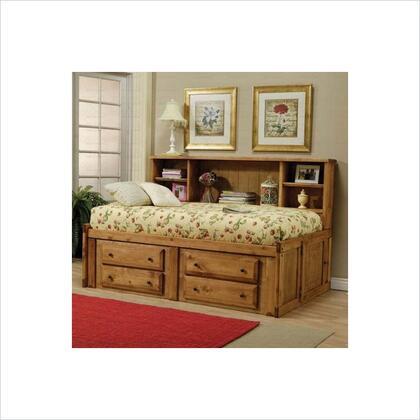 Coaster 460091 Durable wood 5 Shelves Bookcase
