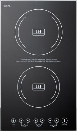 """Summit SINC2220 12"""" Electric Cooktop"""
