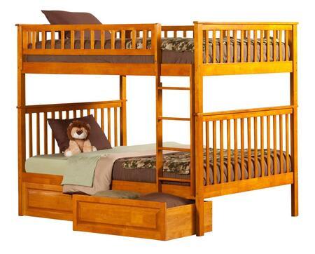 Atlantic Furniture AB56527  Full Size Bunk Bed