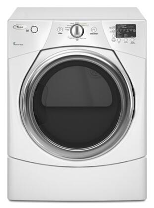 Whirlpool WED9250WW Duet Series Electric Dryer, in White