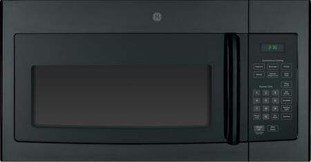 GE JNM3161DFBB 1.6 cu. ft. Capacity Over the Range Microwave Oven