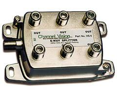 Channel Vision HS6