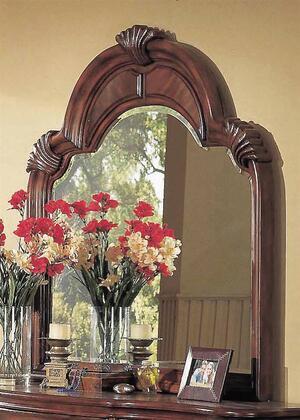 Yuan Tai HA6106M Hannah Series Arched Landscape Dresser Mirror
