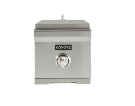 Coyote C1SB Single Side Burner with 304 grade stainless steel construction