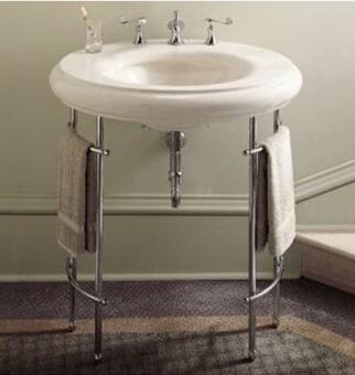 Kohler K-6860- Revival Table Legs: