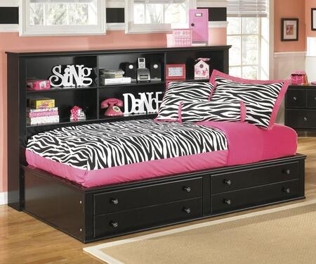 Signature Design by Ashley B150058285 Jaidyn Series  Twin Size Bookcase Bed