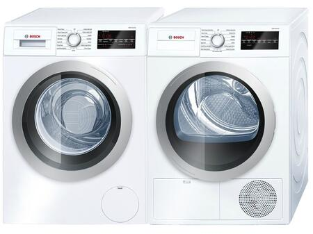 Bosch 538989 500 Washer and Dryer Combos