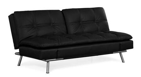 Lifestyle Solutions BBMDMFABK Sebu Collection Series  Sofa