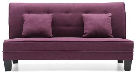 Glory Furniture G415S Newbury Series Fabric Stationary Loveseat