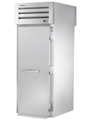 True STA1HRT Spec Series Roll-Thru Heated Holding Cabinet with 37 Cu. Ft. Capacity, Low-Velocity Fans, and Solid Swing-Doors