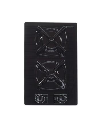Verona VECTGG212FE  Gas Sealed Burner Style Cooktop, in Black